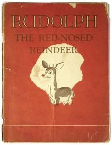 rudolph the original comic book