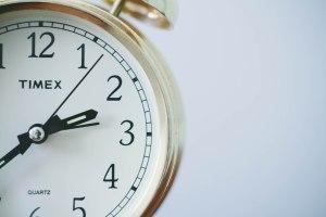 clock 1 2 3