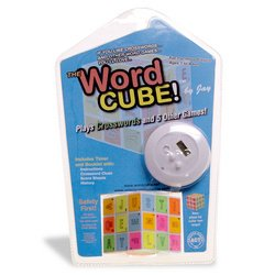Is a Rubic's cube with letters easier?