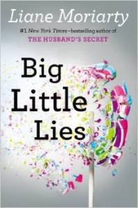 New book by Liane Moriarty.  Out July 29, 2014